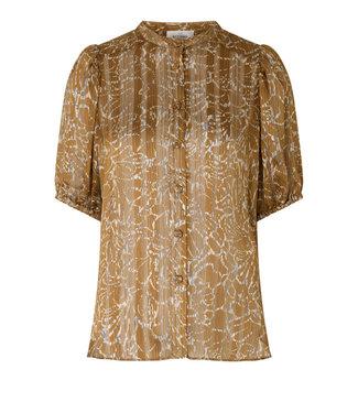Second female Shirt Fijito, Bronze brown