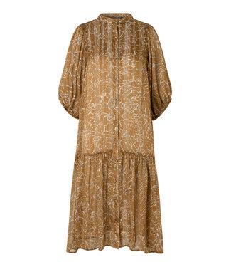 Second female Dress Fijito, Bronze brown