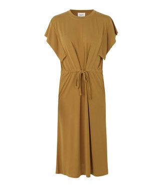 Second female Dress Valencia, Bronze brown