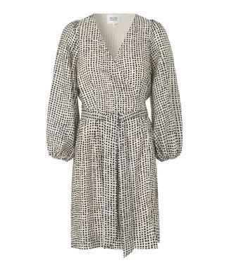 Second female Wrap dress Hampshire, Parchment