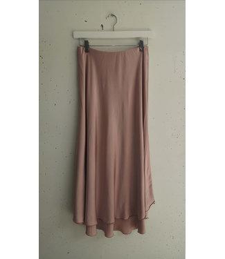 Skirt Silk, Pink