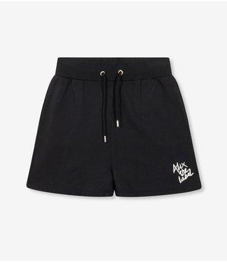 ALIX the label Shorts summer sweat, Black