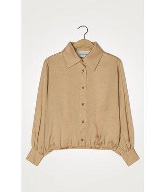 American Vintage Blouse WID06C, Amaretto
