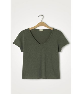 American Vintage T-shirt SON02AG, Vintage lentil