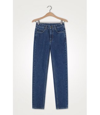 American Vintage Jeans Wip178H21, Stone salt and pepper