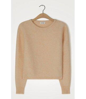 American Vintage Sweater Zabi18h, Biscuit melange