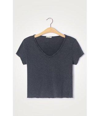 American Vintage T-shirt SON02AG, Vintage black
