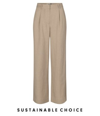 Just Female Trousers Palmdale, Taupe