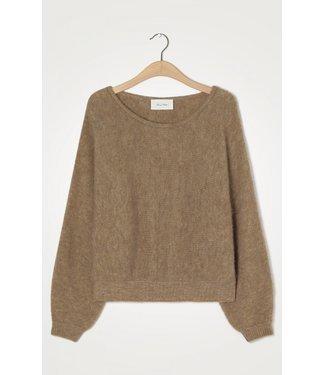 American Vintage Sweater EAST18E, Twig melange