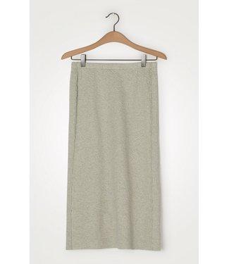 American Vintage Skirt YAT13A, Heather grey