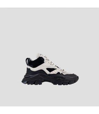 BRONX Sneaker TAYKE-OVER, Zwart/off white