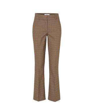 Five units Pants Clara 525, Small Brown Check