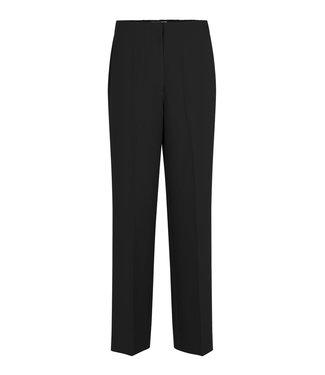 Second female Trousers Evie classic, Black