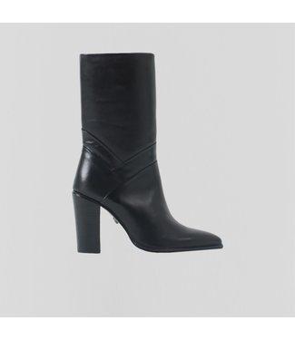 BRONX Ankle Boots NEXT-AMERICANA, Black