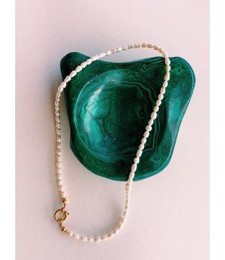 Bonnie Necklace Boris pearl