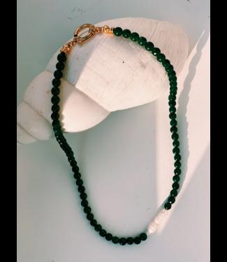 Bonnie Necklace Gemstone Jade