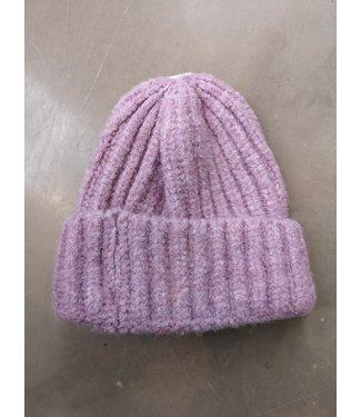 Beanie knitted