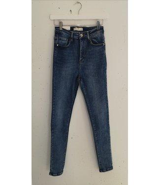 Jeans skinny stretch, Vintage dark blue