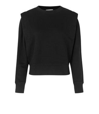 Second female Sweater Priscilla, Black