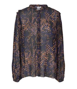 Second female Florette shirt, Black