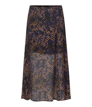 Second female Skirt Florette, Black