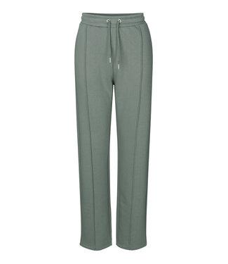 Second female Sweatpants straight Carmelle, Castor grey