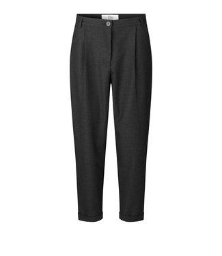 Five units Pants Malou 555, Dark grey melange