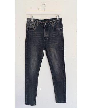 Jeans skinny stretch, Vintage grey