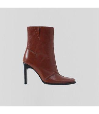 BRONX Boots NEW-BRITNEY, Brandy bruin