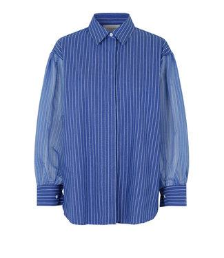 Second female Shirt Felicie, Spectrum blue
