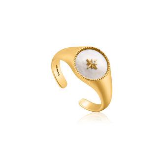 Ania Haie Adjustable Ring R022-01G