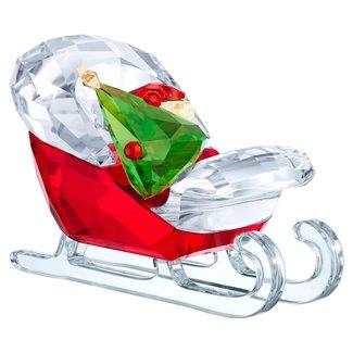 Swarovski De Slee van de Kerstman 5403203