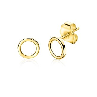 Zinzi Gold Oorbellen ZGO163