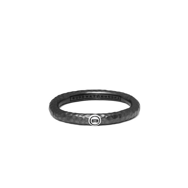 Buddha to Buddha Dunia Hammered Ring