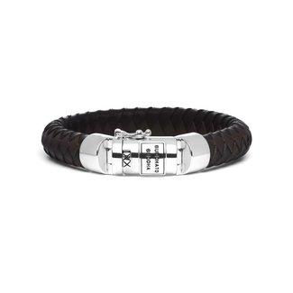 Buddha to Buddha Ben Leather Armband