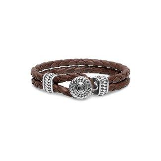 Buddha to Buddha Ben Leather Knot Armband
