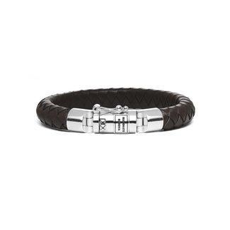 Buddha to Buddha Ben Small Leather Armband