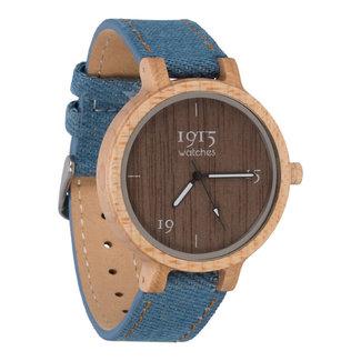 1915 Watches Houten dameshorloge DC04
