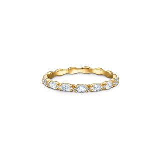 Swarovski Vittore ring Marquise