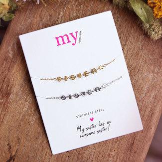 My Jewellery Armband MJ018971700