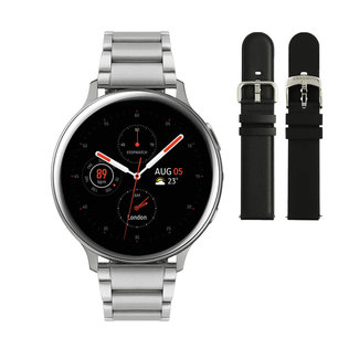 Samsung Special Edition Galaxy Watch Active2 - Zilver (44 mm)