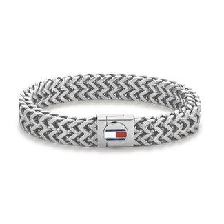Tommy Hilfiger Braided Metal armband TJ2790245