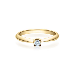 Italo Design Verlovingsring Luna