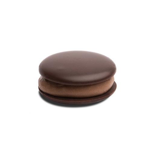'Galetjes' melk- en pure chocolade 250 gr
