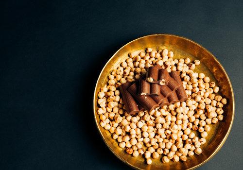 Chocoladerepen en tabletten