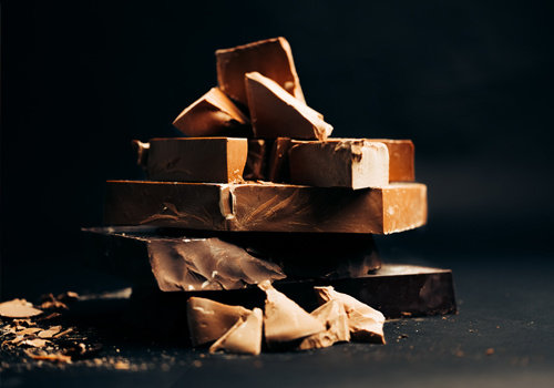 Zuivere chocolade