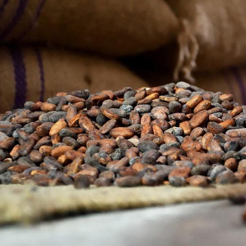 'Cacao-eilanden' 4 origine chocolades