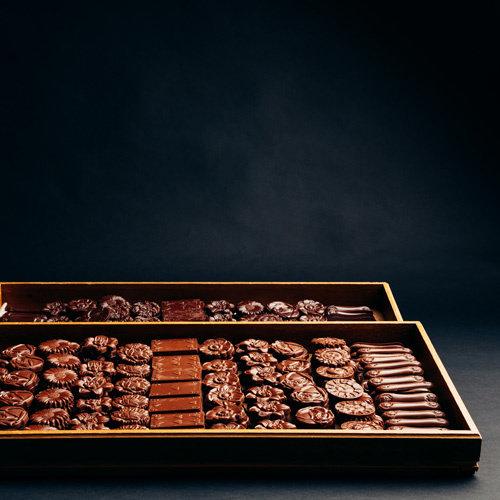 'Grote caraques' 250 gr