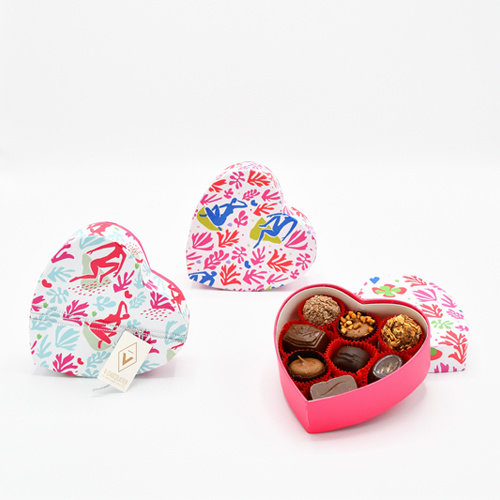 Jazzy hart - klein (11 cm)