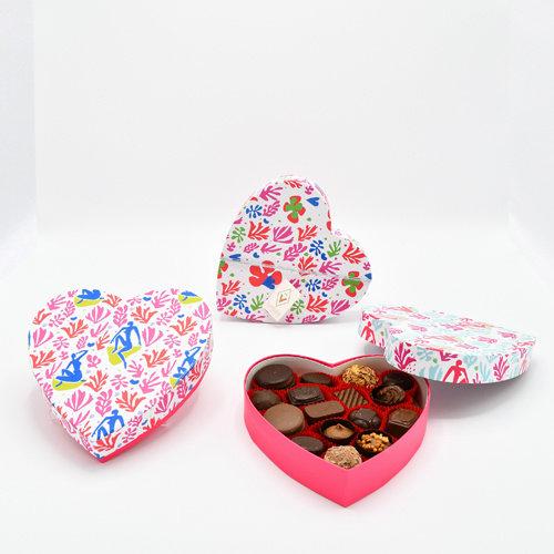 Jazzy hart - groot (16 cm)